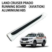 Stainless Aluminum Pickup Truck Running Boards Durable Lightweight Easy Installation Manufactures