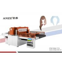 China CNC High Speed Leather Cutting Machine for flexible leather material on sale