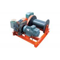 Wire Rope Pulling Electric Winch Machine JM Series With Variable Speed Manufactures