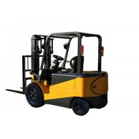 Full Electric AC 80V 550AH Battery Operated Industrial Forklift Truck , 3 Ton Forklift CPD30 Manufactures