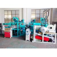 45KW Wood Pulverizer Machine 3700rpm Voltage Protection Double Shafts Manufactures