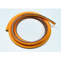Chemical Resistant 3/8 High Pressure PVC Spray Hose Environmentally Friendly Manufactures