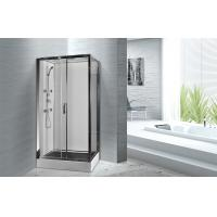 China 1100 X 800 Rectangle Shower Enclosure Normal Temperature Storage KPN4569 on sale