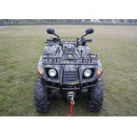 Off Road Utility Vehicles ATV 400cc Quad Bike Large Engine with 30 degree Climbing ability Manufactures