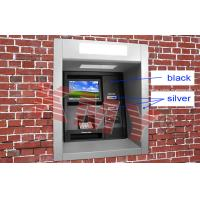17 Inch HD Multimedia ATM Wall Mounted Kiosk Payment Terminal Manufactures