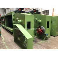 Quality Green Double Gabion Wire Mesh Knitting Machines / Automatic Hexagonal Wire Mesh Machine for sale