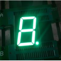 Alphanumeric Serial 7 Segment Led Display Single Digit Semi - Outdoor 450mm Manufactures