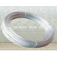 Heavy Zinc Coated Galvanized Binding Wire / 8 Gauge Fencing Wire For Filter Wire Mesh Manufactures