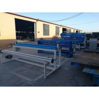 Panasonic PLC Automatic Wire Mesh Welding Machine For Fence Mesh Manufactures