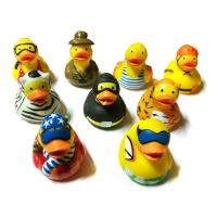 Children Gifts Bath Toy Baby Rubber Duck Eco - Friendly No Battery Manufactures