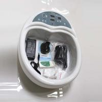 90W Detox Foot Spa Machine With CE For Blood Pressure Regulation Manufactures