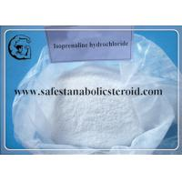 Isoprenaline hydrochloride CAS 51-30-9 Pharmaceutical Intermediates Manufactures