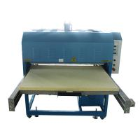 Hand Operated T Shirt Printing Press Machine With Hydraulic Double Station Manufactures