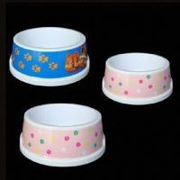 Melamine Pet Bowl, Available in 14.5/19/23cm; Over 800 Melamineware Items for Selection Manufactures