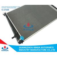 Quality Car Accessories Hyundai Car Radiator / Hyundai Radiator Replacement TUCSON'04-09 AT for sale