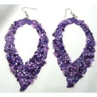 Fashion Jewelry Earring (No. 034) Manufactures