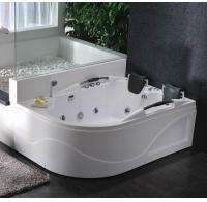 China 2 Person Whirlpool Massage Bath Tub on sale