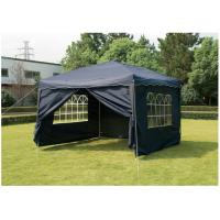 Heay Duty 5 Person Folding Gazebo Tent / Marquee with Aluminum Pole Manufactures