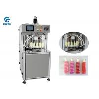 Rotary Type Lip Gloss Filling Machine Multi - Colors Lip Gloss Manufactures