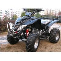 Big Headlight Street Legal Quad Bike 110cc , Adult Quad Bikes With 3 Speed + Reverse Manufactures