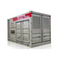 China Automotive CNG / NGV Small Natural Gas Compressor 4500x2438x2868mm on sale