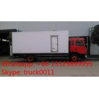 2019 Good Performance 4x2 JAC refrigerated trucks for sale, best price JAC 10tons-15tons freezer van truck for sale Manufactures