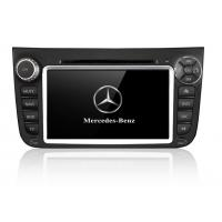 Can Bus Onboard Computer Mercedes Benz Smart Touch Screen Radio Auto Comand DVD BNZ-7310G Manufactures