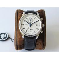 IWC Portuguese Chrono Classic IW390404 SS/LE W/B ZF A7750 - IWC003 Manufactures