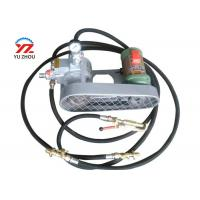 China Battery Drive 12v LPG Transfer Pump Horizontal Type For Gas Cylinder Filling on sale