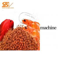 Sinking Pellet Fish Processing Equipment , Pet Food Processing Line Manufactures