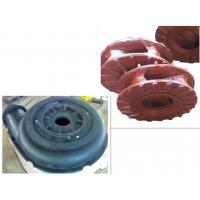 Iron Casting Sand Suction Pump , Sand Transfer Pump OEM / ODM Acceptable Manufactures