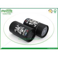 Candle Cardboard Tube Packaging , Environmental Cardboard Cylinder Containers Manufactures