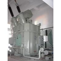 Submerged Electric Arc Furnace Transformer , 10KV 1000KVA 3 Phase Transformer Manufactures