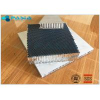Customized H18 Hardness Aluminum Honeycomb Core 0.035mm Alum Foil Thickness Manufactures