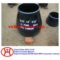 ASTM A234 WP9 concentric reducer Manufactures
