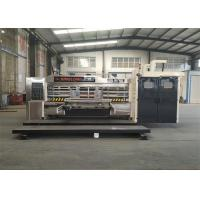 China Fully Automatic Flexo Printer Slotter Die Cutter Machine For Paper Printing on sale