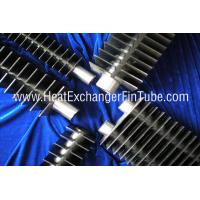 SA210 Gr. A1 Seamless Carbon Steel Rectangular  Double H welding Fin Tube for Economizer Manufactures