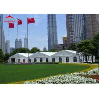 Heavy Duty Waterproof Canopy Marquee Tents For Wedding 500 People Manufactures