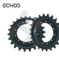 Kato HD250 Sprocket Mini Digger Undercarriage Parts Chain Sprocket HD250 Mini Excavator Track Sprocket Manufactures
