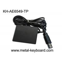 China Desktop Industrial Touchpad Mouse With Velcro Sticker Pad To Be Attached Foam / Sticker on sale