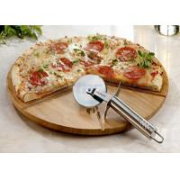 Customize FDA Standard Pizza Cutter Cake And Pizza Cheese Wheel With LOGO Printing Manufactures