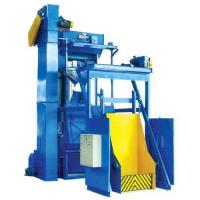 Q15GN/Q28GN series tumble belt type shot blasting machine Manufactures