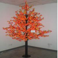 60W/90w red/green/blue Waterproof maple Tree outdoor Decorative christmas lights LED  Manufactures