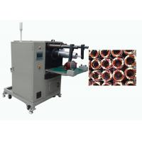 China Motor Stator Slot Automatic Coil Inserting Machine For Fan / Washing Machine SMT-QX10 on sale