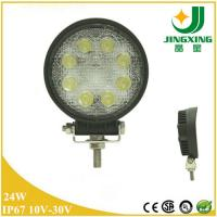 24w led work light / cree led off road light Manufactures