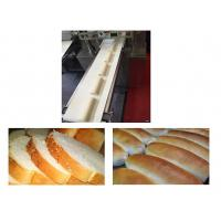 Double Hamburger Rollers Bread Machine Capacity 10000 pcs SGS Manufactures