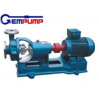 IHG vertical pipe chemical centrifugal pump  for electricity / Papermaking pump Manufactures