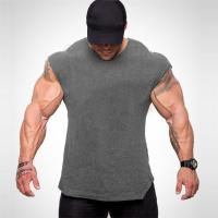 wholesale comfortable high quality fashionable blank bodybuilding men