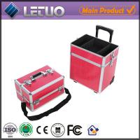China LT-MCT0005 online shopping beauty cosmetic makeup case professional makeup case with wheel on sale