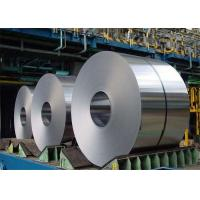 Hot Dipped Automotive Steel Sheet / Strips Steel Coil 0.3-2.5 mm ISO Listed Manufactures